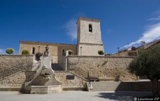 Iglesia de San Sebastián - Caleruega