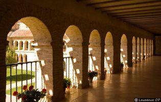 Sobre-calustro - Monasterio de Santo Domingo