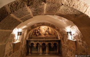 Bodega de la Beata Juana - Monasterio de Caleruega