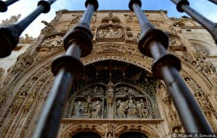 Iglesia Santa María la Real - Aranda de Duero