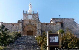 Ermita del Santo Cristo del Consuelo - Baños de Valdearados