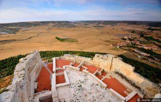 Castrojeriz desde el Castillo