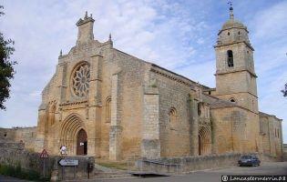 Excolegiata de Santa María del Manzano - Castrojeriz