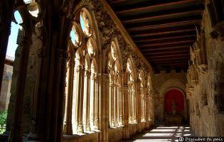 Claustro Santa María la Real - Sasamón