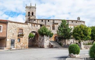 Iglesia de Santa Eugenia - Villegas