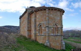 Ábside - Ermita de Santa Eulalia
