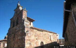 Iglesia - Vallespinoso de Cervera