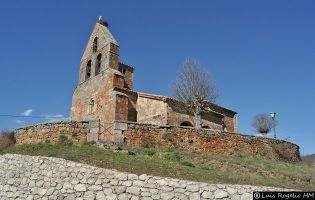 Iglesia de San Cebrián de Mudá