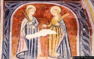 Pinturas - San Cornelio y San Cipriano