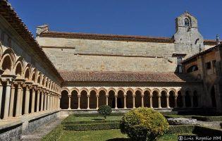 Claustro - Monasterio de San Andres