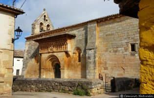 Iglesia - Moarves de Ojeda
