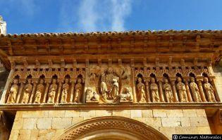 Portada - Iglesia de Moarves de Ojeda