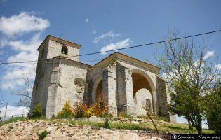 Iglesia - Colmenares de Ojeda