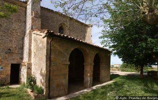 Iglesia de San Miguel - Pesadas de Burgos