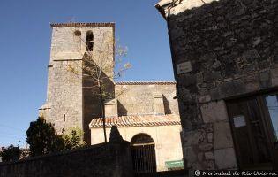 Iglesia de San Lorenzo - Hontomín