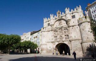 Arco de Santa María - Burgos