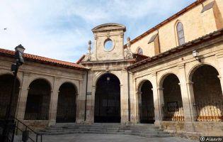 Parroquia de Santa Cruz - Medina de Pomar