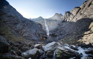 Salto del Nervión - Cascadas en Las Merindades