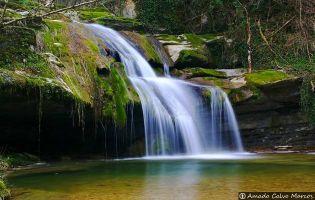 Cascada de Irús