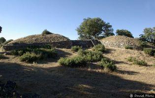 Castro de la Mesa de Miranda - Chamartín