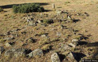 Necrópolis de la Osera - Castro de la Mesa de Miranda