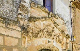Cordón franciscano - Valdecañas de Cerrato