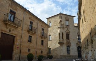Casa de la Marquesa de Cartago - Ciudad Rodrigo
