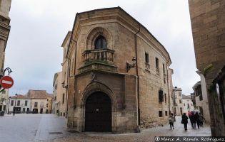 Casa de los Vázquez - Ciudad Rodrigo