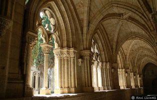 Claustro Catedral de Santa María - Ciudad Rodrigo