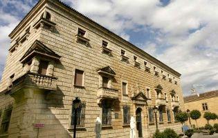 Palacio del Conde de Alba de Yeltes - Ciudad Rodrigo