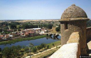 Murallas Castillo de Ciudad Rodrigo