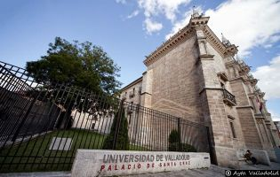 Colegio Mayor de Santa Cruz - Valladolid