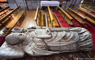 Sepulcro Iglesia de la Magdalena