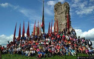 Día de los Pendones - Castillo de Lara