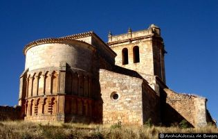 Iglesia de Castrillo Solarana