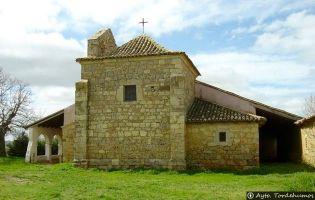 Ermita del Cristo de la Vega - Tordehumos