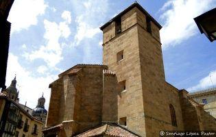 Iglesias en Salamanca