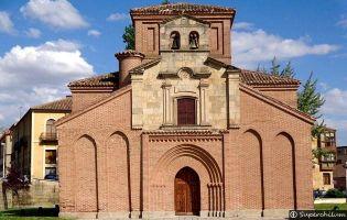 Iglesia de Santiago - Salamanca