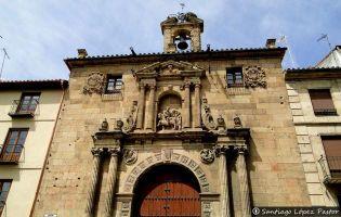 Iglesia de San Martín - Salamanca