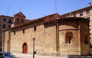 Iglesia de San Juan Bautista de Barbalos - Salamanca