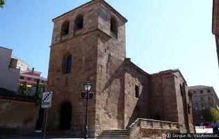 Iglesia de Santo Tomás Cantuariense - Salamanca