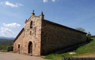 Ermita de Nuestra Señora de Caraba - Monterrubio de Demanda