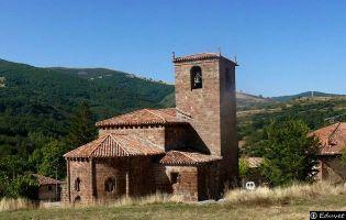 Iglesia de Santa Juliana - Pineda de la Sierra