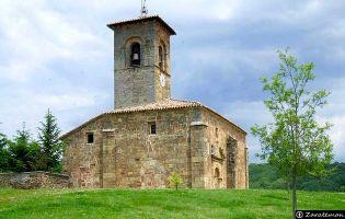 Iglesia de Santa Columba - Ricovado de la Sierra