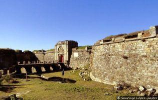 Fortificaciones de Frontera - Aldea del Obispo