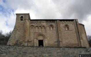 Iglesia de San Miguel - Corullón