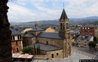 Iglesia de San Andrés - Ponferrada.