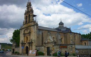 Santuario de Quinta Angustia - Cacabelos