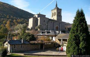 Santuario de las Angustias - Molinaseca
