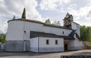Iglesia de Dehesas